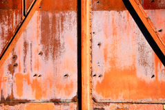 The rusty background from iron Stock Photography
