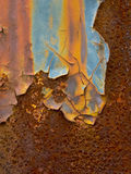 Rusty background. Metal rust texture abstract grunge background Royalty Free Stock Images