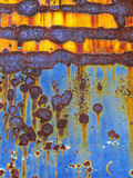 Rusty background. Metal rust texture abstract grunge background royalty free stock photography