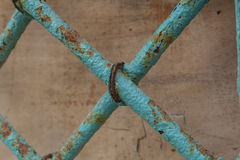 Rusty Bars Royalty Free Stock Images