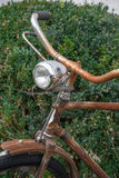 Rusty bicycle Royalty Free Stock Photography
