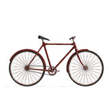 Rusty bike Royalty Free Stock Images