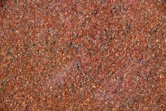Rusty Black Speckled Granite Background Image stock