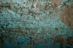 Rusty Blue Metal fotos de archivo libres de regalías