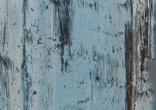 The Rusty Blue Pattern on the Metal with Strokes,Texture;Toned Stock Image