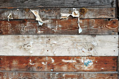 Rusty board pattern Stock Images