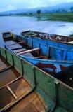 Rusty boats Royalty Free Stock Photos