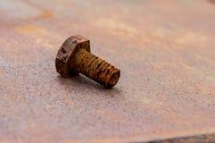 Rusty Bolt Stock Photos