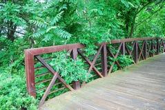 Rusty bridge Royalty Free Stock Photo