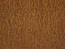 Rusty Brown Metal Pattern Background Immagine Stock Libera da Diritti