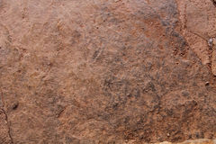 Rusty Brown Stone Texture Background stock photography