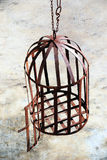 Rusty Cage Royalty Free Stock Images
