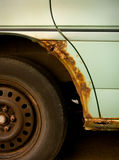 Rusty Car Stock Images