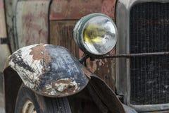 Rusty car detail Stock Image