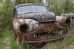 Rusty car Stock Photo