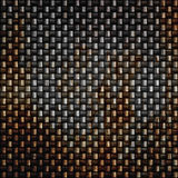 Rusty Carbon Fiber Stock Images