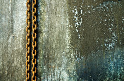Rusty chain Stock Photos