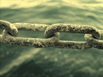 Free Rusty Chain Stock Photography - 16235952