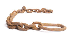 Free Rusty Chain Stock Photos - 45801423