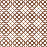 Rust chain mail rings pattern Royalty Free Stock Images