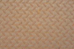 Rusty Checker Plate Royalty Free Stock Photos