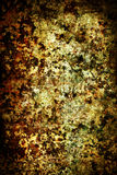 Rusty-colored grunge background Stock Photo