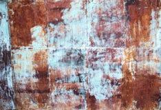 Rusty Colorful Old- und Weinleseschmutzhintergrund, Kopienraum, PO Stockbild