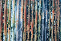 Rusty Colours Royalty Free Stock Images