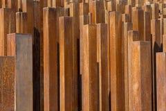 Rusty columns Stock Photography