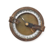 Rusty compass Stock Images