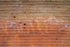 Free Rusty Corrugated Metal Sheet Background Stock Photos - 156846953