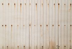 Rusty Corrugated Metal Texture. A rusty corrugated iron metal texture , can use for background Royalty Free Stock Photography