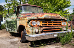 Rusty Dodge Stock Photos