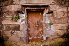 Rusty Door Royalty Free Stock Photography