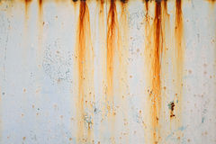 Rusty door Stock Image