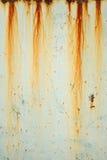 Rusty door. Background of the rusty door Stock Photography