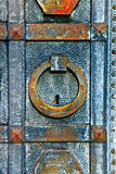 Rusty door Royalty Free Stock Image
