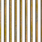 Rusty fence Royalty Free Stock Image