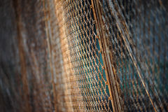 Rusty fence Royalty Free Stock Photo