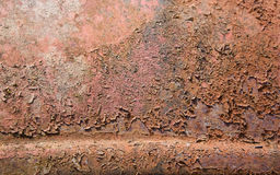 Rusty Fender Royalty Free Stock Images