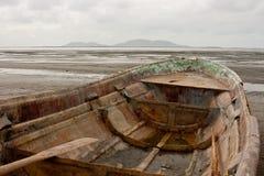 Rusty Fishers Boat Foto de Stock Royalty Free