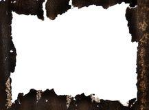 Rusty Frame Stock Image