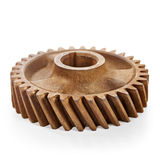 Rusty Gear Foto de Stock Royalty Free