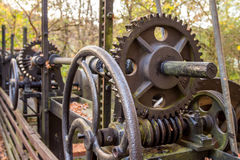 Rusty Gear Wheel Stock Photography