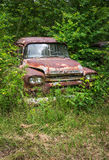 Rusty GMC Stock Image