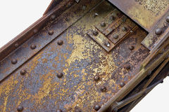 Rusty Gold. Stock Photography