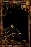 rusty, granica Obrazy Royalty Free