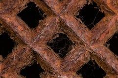 Rusty Grate Stock Image