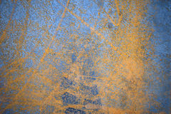 Rusty Grunge Background anziano Immagine Stock Libera da Diritti