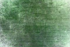 Rusty Grunge Dark Green Cracked distorto si decompone il vecchio modello astratto di struttura della pittura della tela per Autum immagini stock libere da diritti